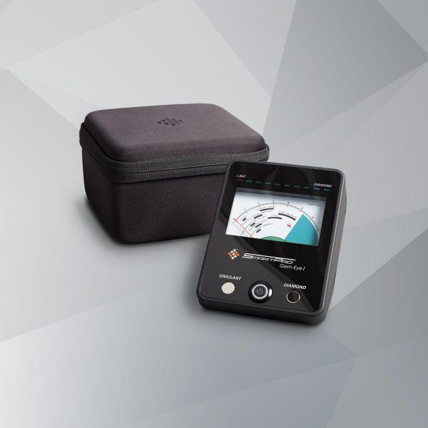 Probador de piedras de color SmartPro Gem Eye-I DSP20