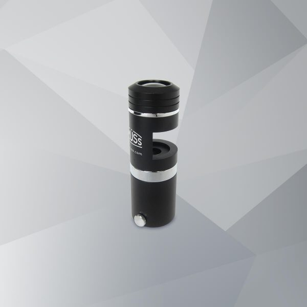 Magnifying glass triplet flashlight-LED10 LUD1018