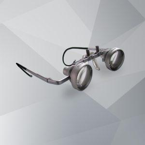 Lupenbrille Triplet LB010