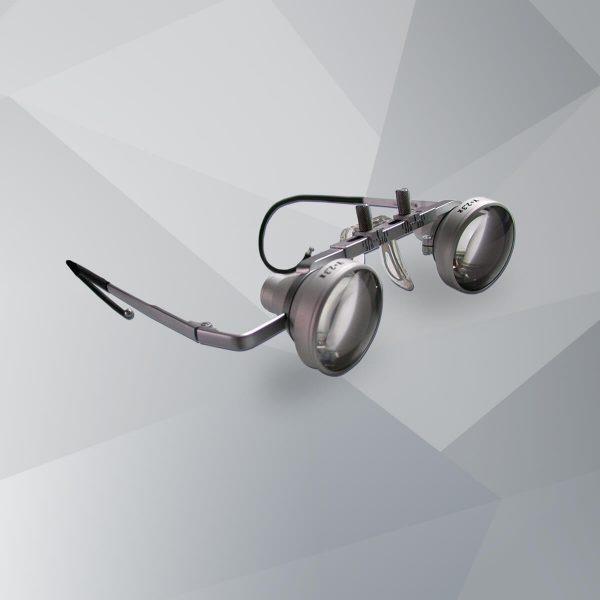 Para gafas con lupa triples LB010