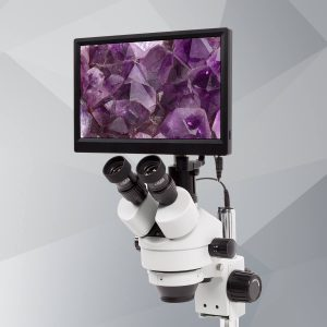 Moniteur de caméra de microscope MKTV5-C-Mount MKTV5-Display-C