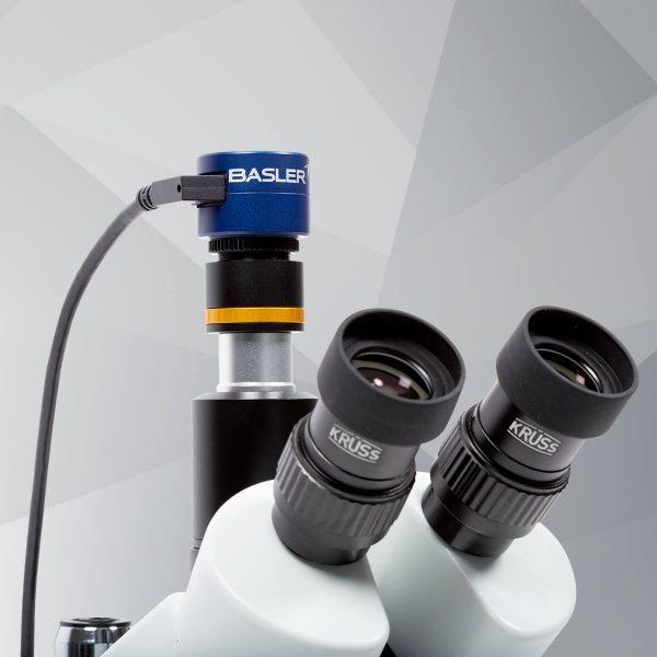 Caméra pour microscope Pulse5-C-Mount