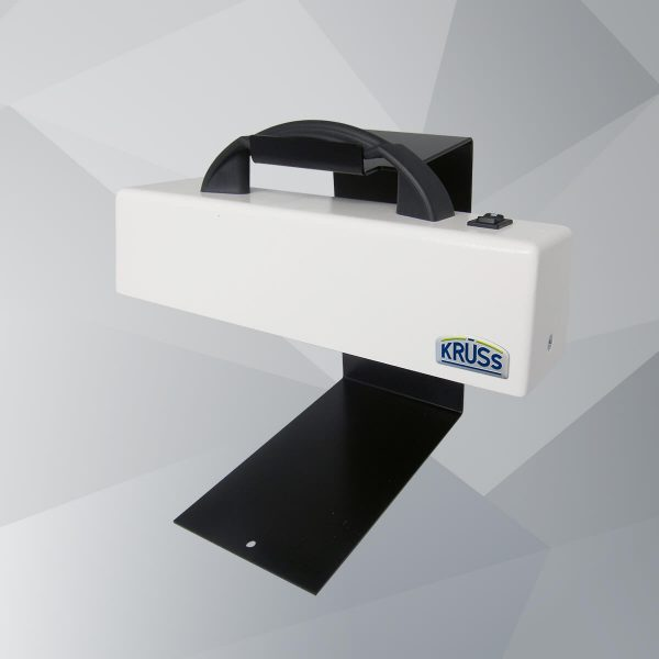 Support pour lampe d'analyse UV240_241