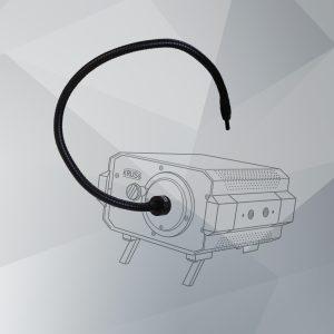 Schwanenhalslichtleiter KL5130